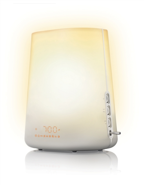 Philips Wakeup light 01