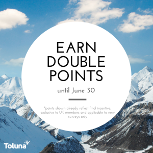 double points UK