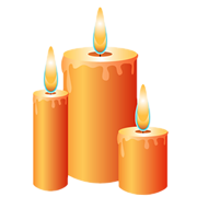 Uk and IE candles