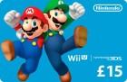 GBP15 Nintendo eShop Prepaid Card
