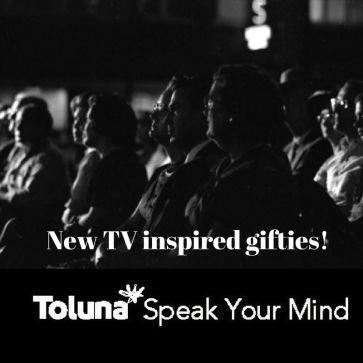 New TV inspired gifties!