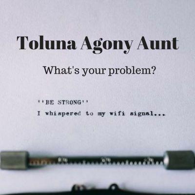 Toluna Agony Aunt