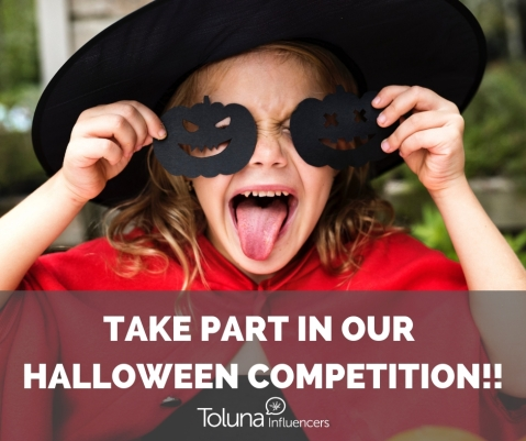 TAKE PART IN OUR HALLOWEEN COMPETITION!!
